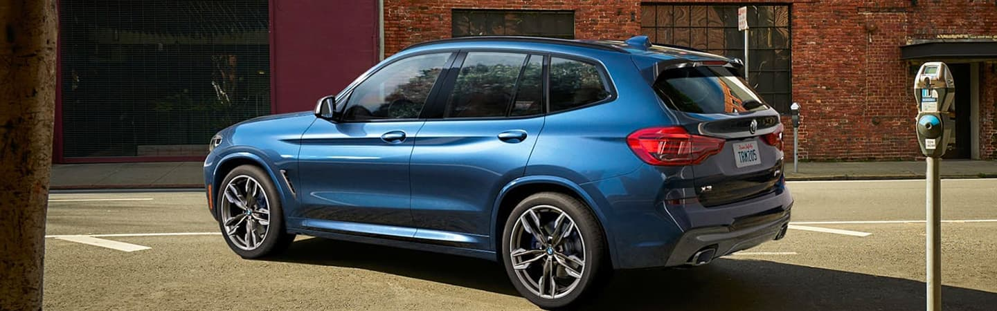 2020 BMW X3 Exterior - Side View
