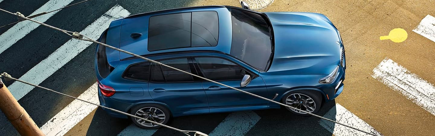 2020 BMW X3 Exterior - Roof and Moonroof
