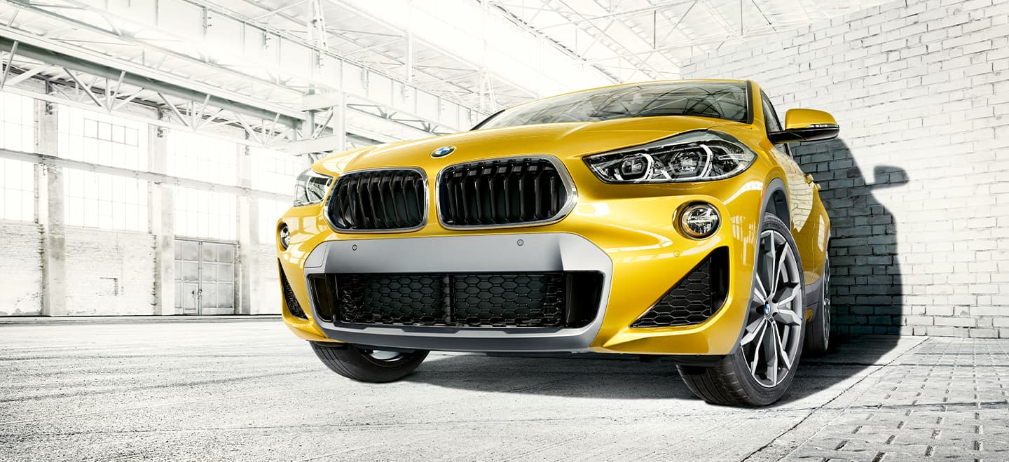 The 2019 BMW X2 is available at our BMW dealership in Miami.