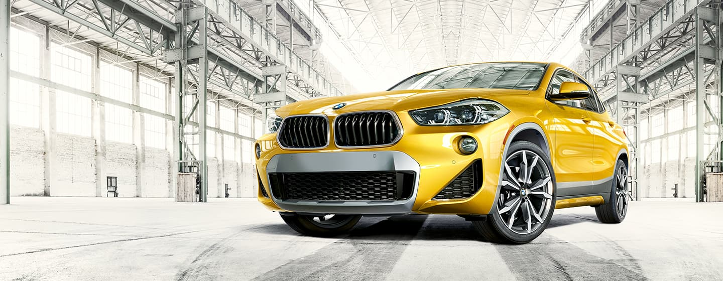 2019 BMW X2 - Exterior Front View
