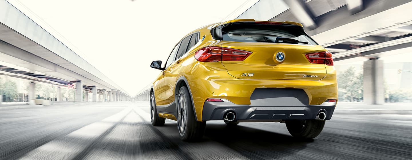2019 BMW X2 - Exterior Back View