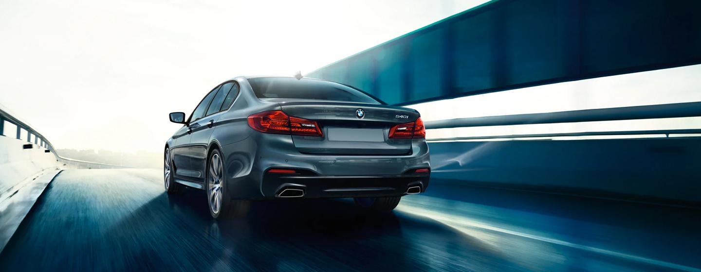 BMW 5 Series tail light