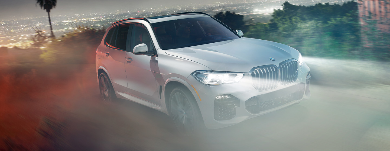 BMW X5 tail light
