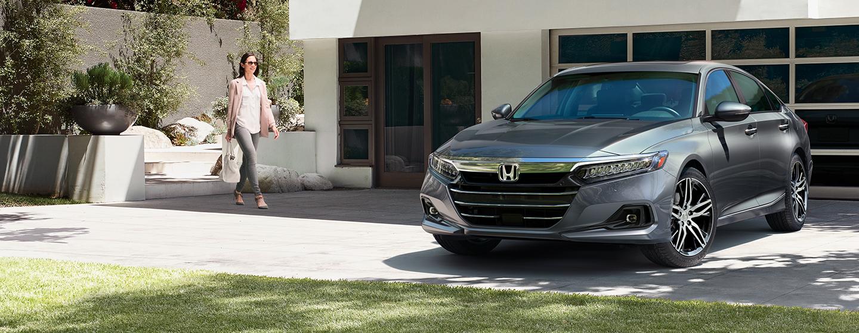 Honda Accord front view
