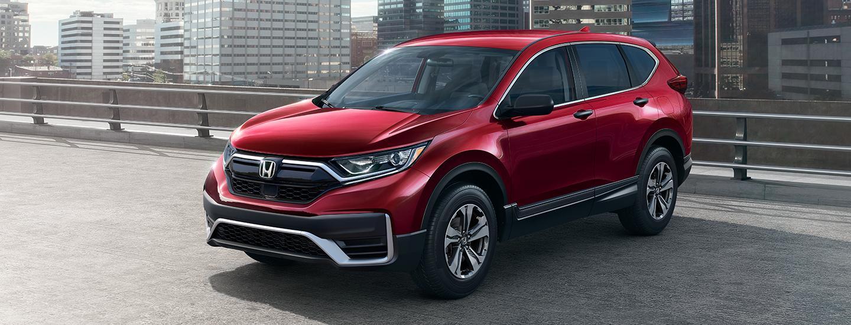 2021 Honda CR-V Features & Specs   South Honda Dealer