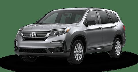 2021 Honda Pilot LX 2WD