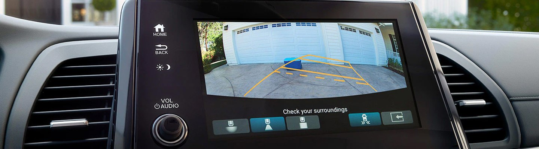 2021 Honda Odyssey Rear Cam