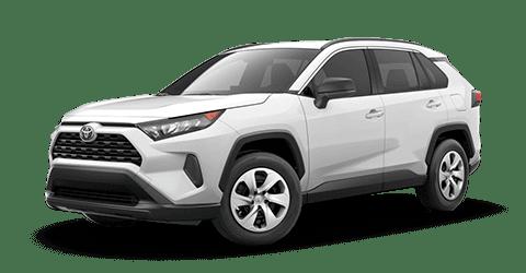 2020 Toyota RAV4 LE at South Motors Honda in Miami, FL