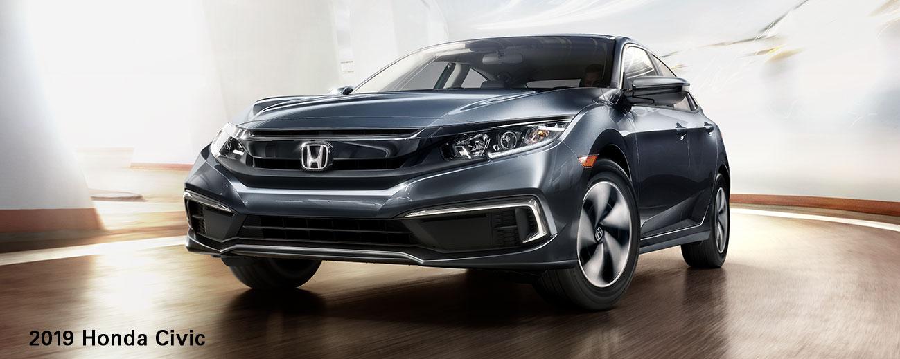 Honda Civic side view