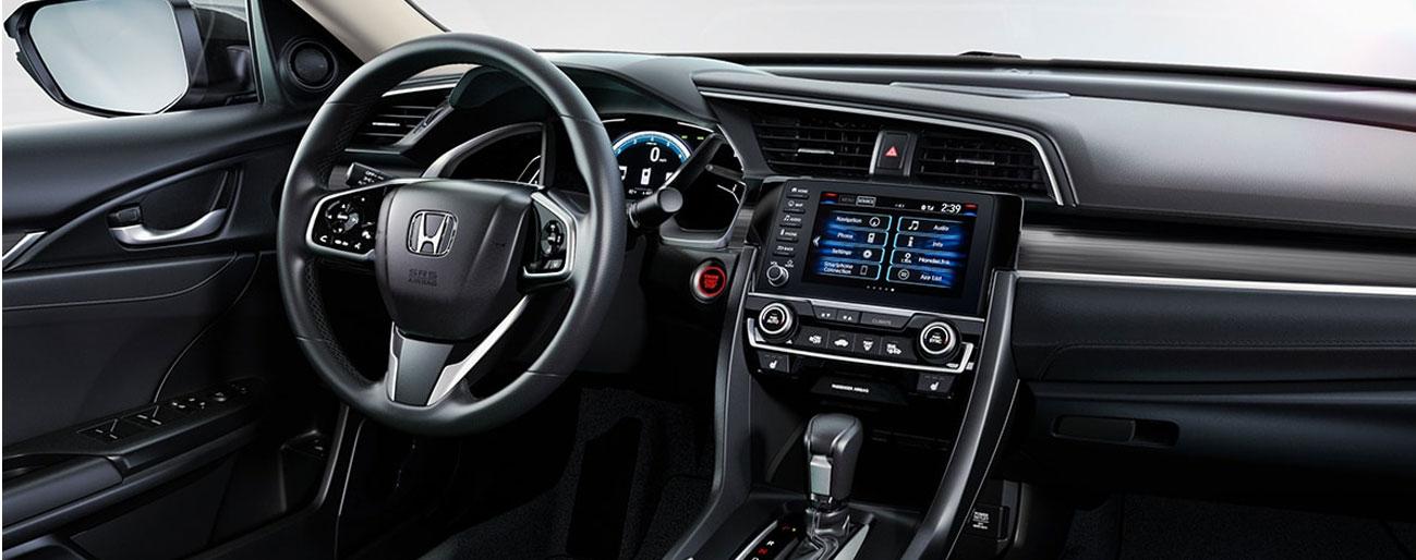 Honda Civic shifter