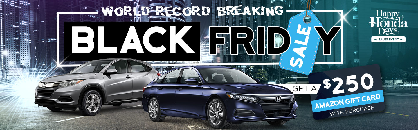 World Record Breaking Black Friday Sale Event