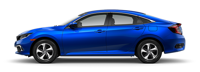 New Honda Civic at South Motors Honda in Miami, FL