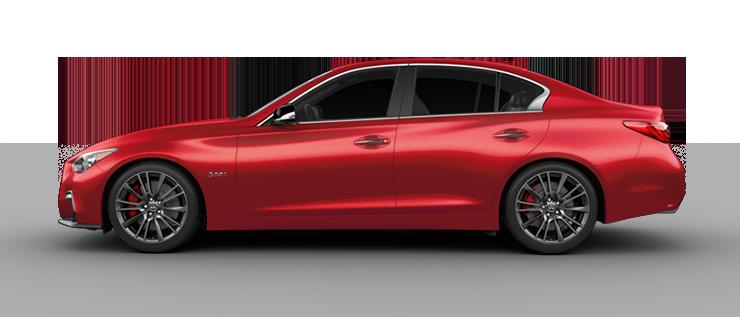 New 2020 INFINITI Q50 RED SPORT