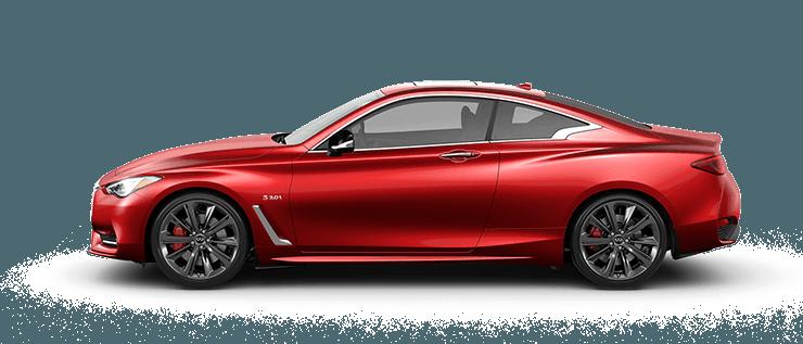 New 2019 INFINITI Q60 RED SPORT