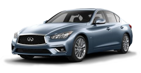2019 INFINITI Q50 LUXE at South INFINITI in Miami, FL