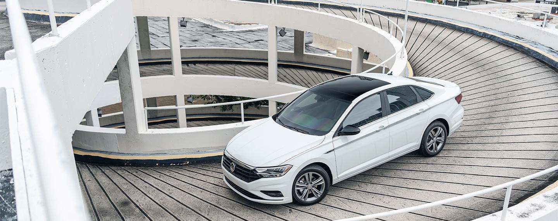 Volkswagen Jetta side view