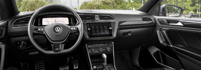 2020 Volkswagen Tiguan - interior