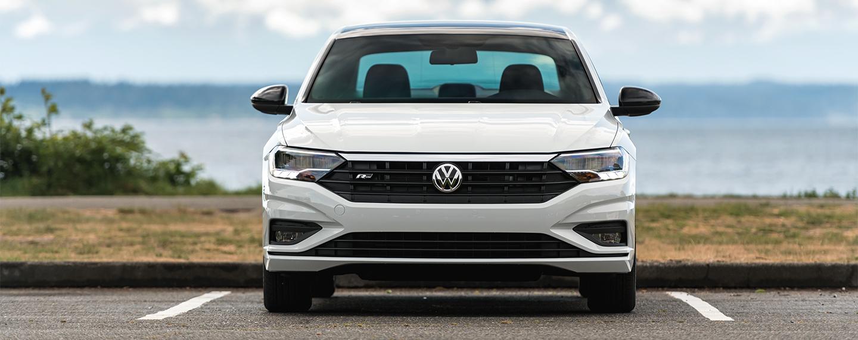 Volkswagen Jetta display view
