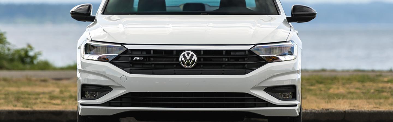 Front view of the 2020 Volkswagen Jetta