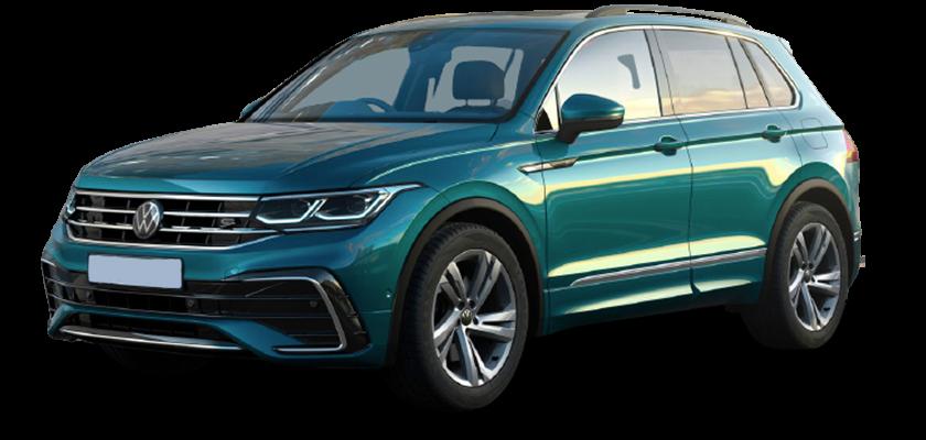 South Motors Volkswagen Tiguan