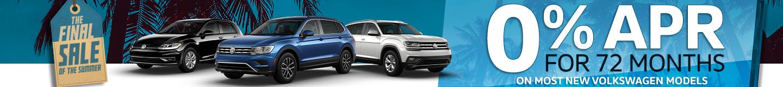 VW Sale