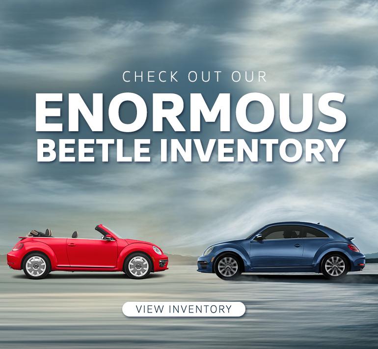 the iconic beetle