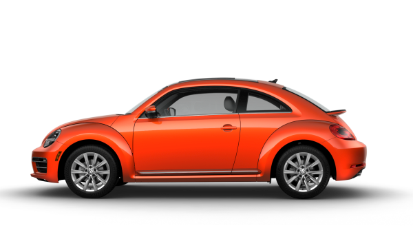 Volkswagen Beetle at South Motors VW in Miami