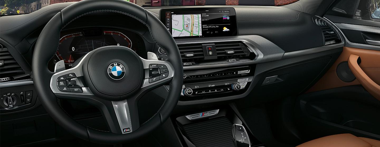 BMW X3 tail light