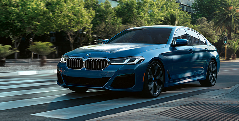 BMW 5 Series Lease Offers at Vista BMW in Pompano Beach
