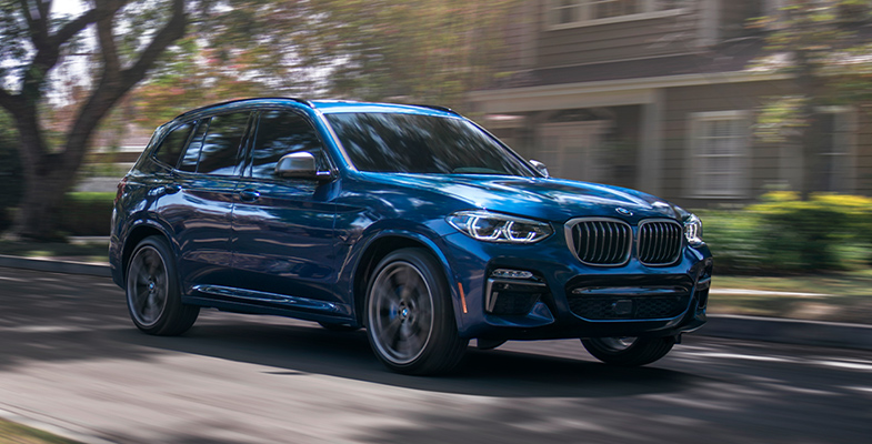 BMW X3 Lease Offers at Vista BMW in Pompano Beach