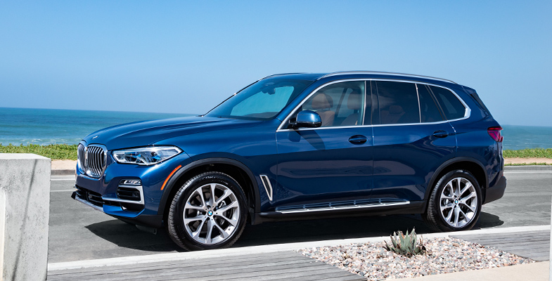 BMW X5 Lease Offers at Vista BMW in Pompano Beach