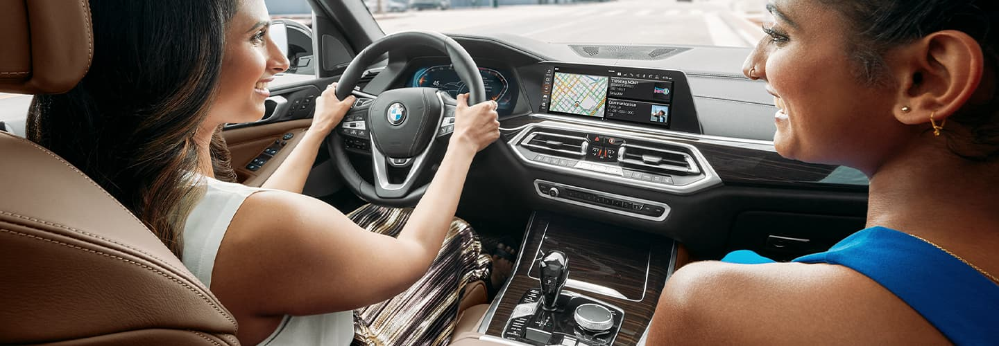 2020 BMW X5 Interior - Dash, Technology, and Stereo