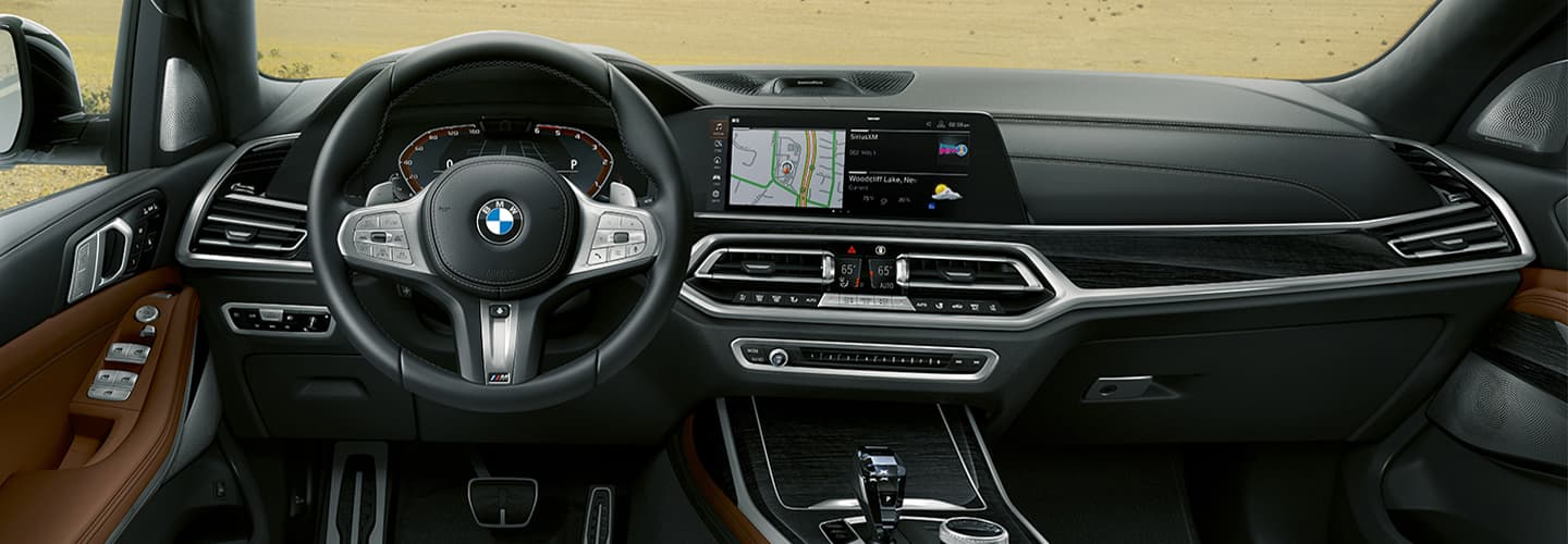 2020 BMW X7 Interior - Dash, Technology, and Stereo