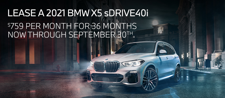 BMW special offer