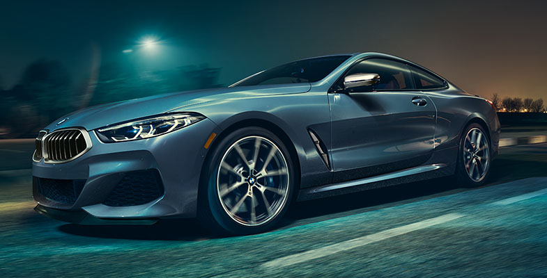 BMW 8 Series Lease Offers at Vista BMW in Coconut Creek