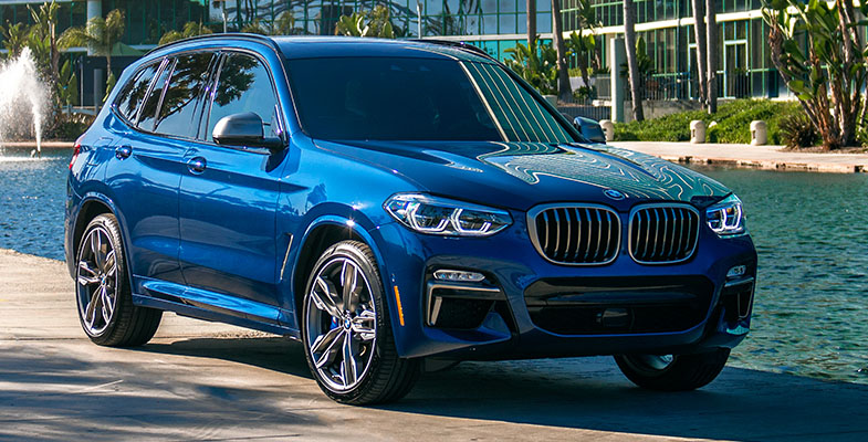 BMW X3 Lease Offers at Vista BMW in Coconut Creek