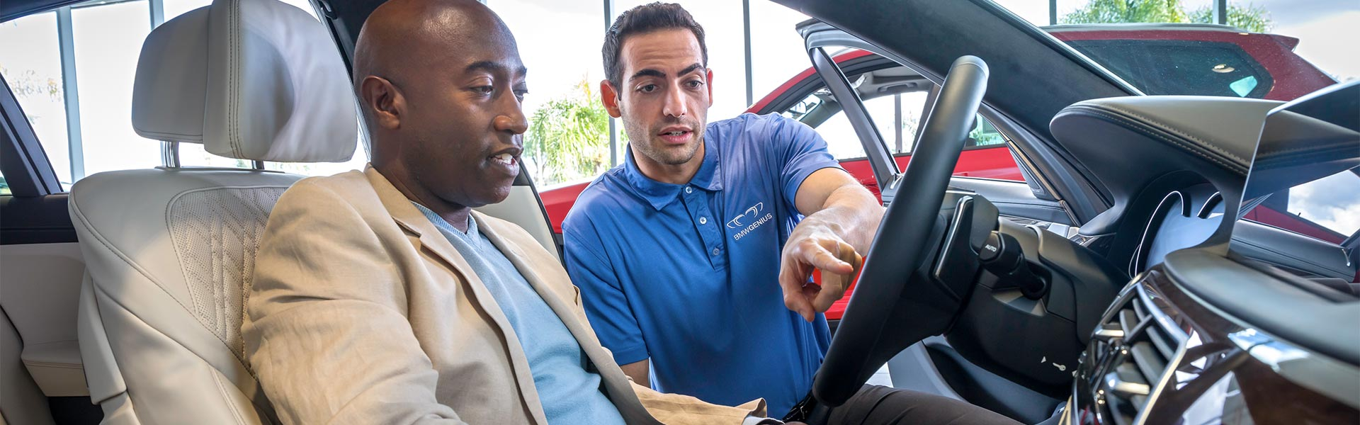 Why Buy  With Vista BMW Coconut Creek