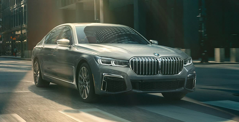 BMW 7 Series Lease Offers at Vista BMW in Coconut Creek