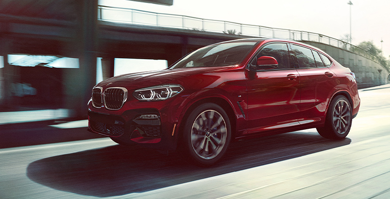 BMW X4 Lease Offers at Vista BMW in Coconut Creek