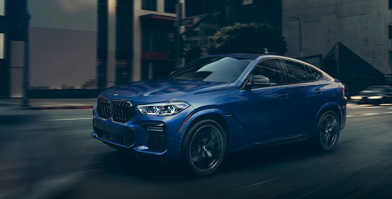 BMW X6 Lease Offers at Vista BMW in Coconut Creek