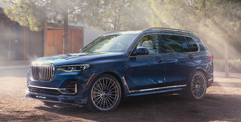 BMW X7 Lease Offers at Vista BMW in Coconut Creek