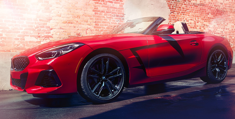 BMW Z4 Lease Offers at Vista BMW in Coconut Creek