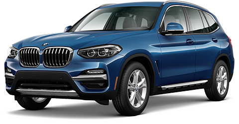 2020 BMW X3 at Vista BMW in Coconut Creek, FL