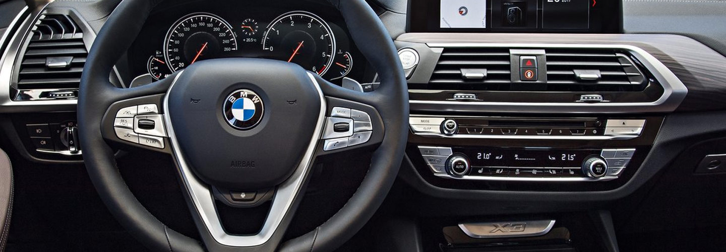 2020 BMW X3 Steering Wheel