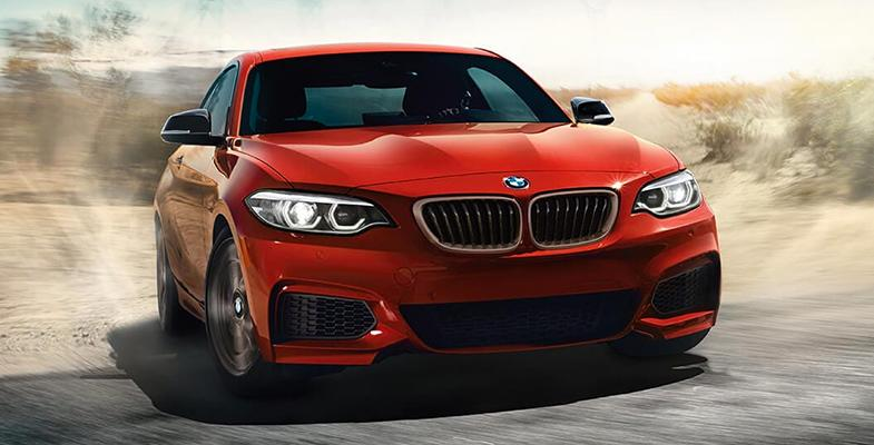 BMW 2 Series Lease Offers at Vista BMW in Coconut Creek