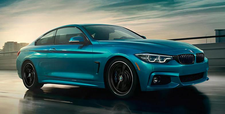 BMW 4 Series Lease Offers at Vista BMW in Pompano Beach
