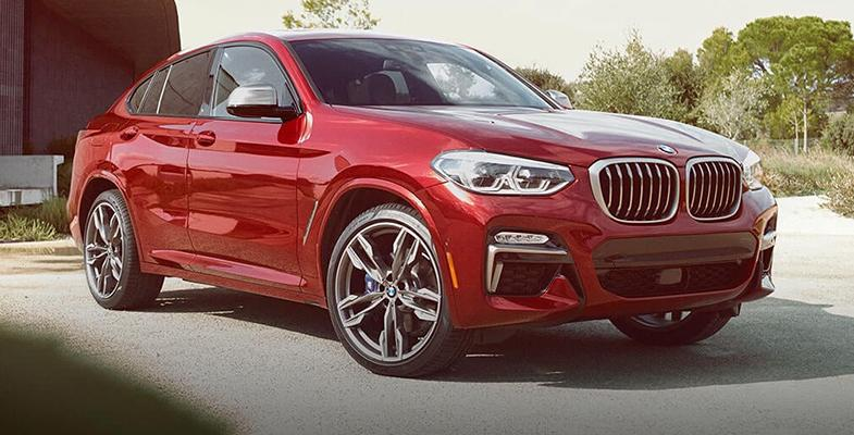 BMW X4 Lease Offers at Vista BMW in Pompano Beach