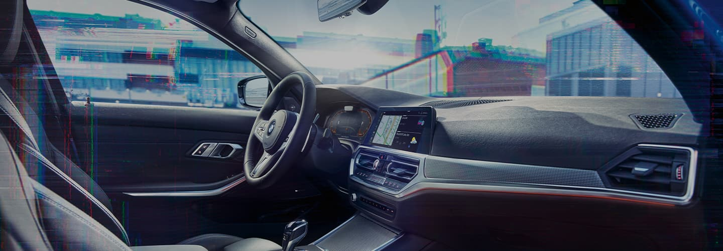 2020 BMW 3 Series Interior - Dash, Technology, and Stereo