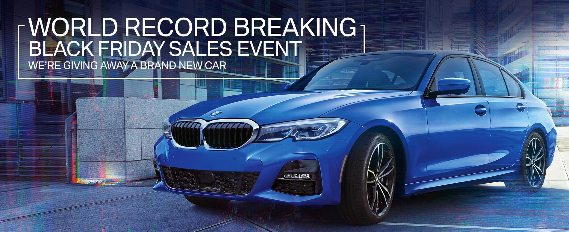 World Record Breaking Black Friday Sales Event