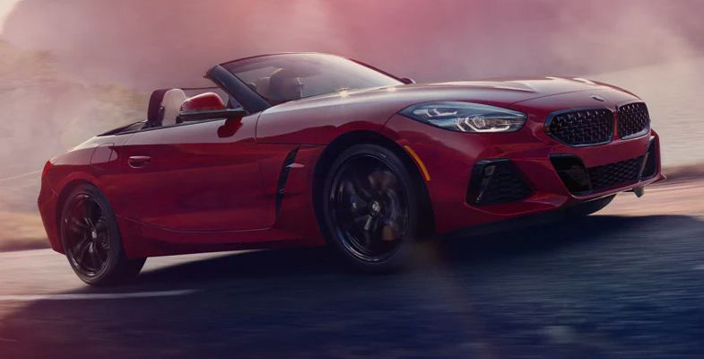 BMW Z4 Lease Offers at Vista BMW in Pompano Beach